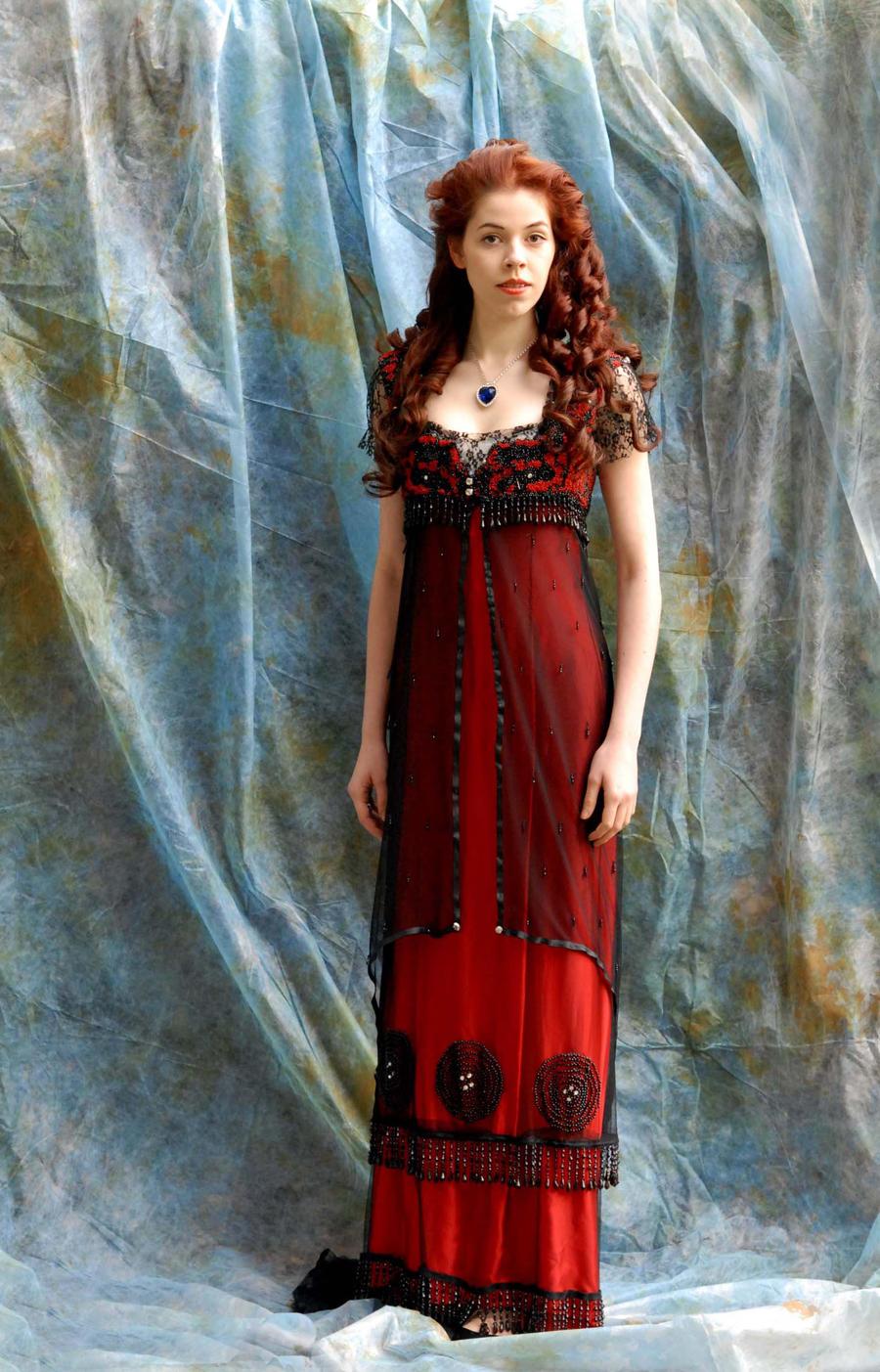 Kate Winslet Titanic Red Dress   www.pixshark.com - Images ...