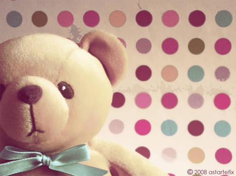 my dear teddy bear