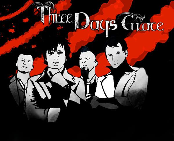 Three Days Grace Remake by Flaremansam