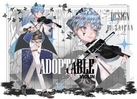 [Adoptable] auction #23 [CLOSE] by zaifan