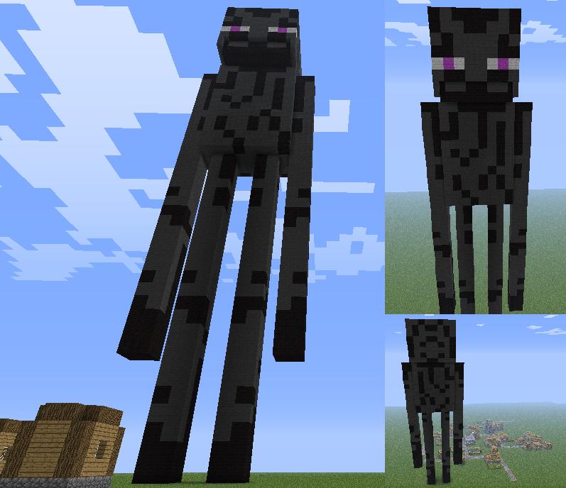 2012 064 0 1 giant enderman model by rrrrrrrrrrredsky-d4rrn1y pngHow To Make An Enderman Statue