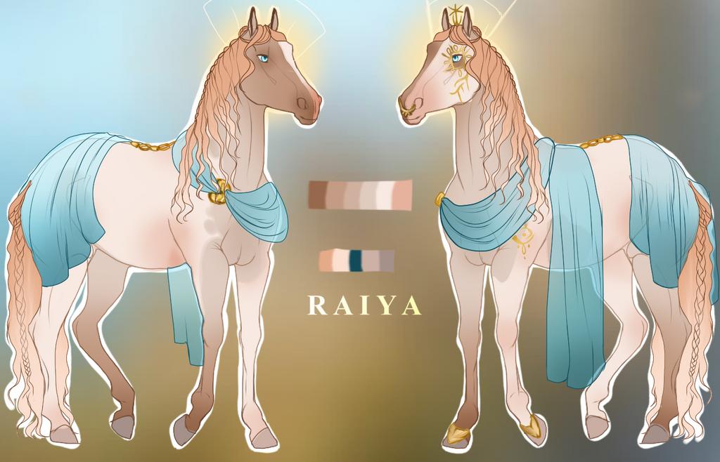 Raiya's RS by camography
