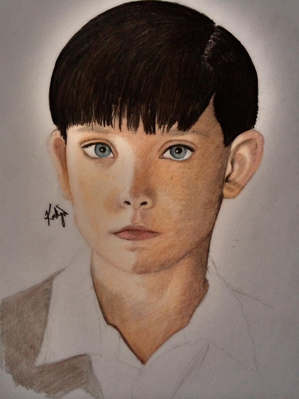 Bruno From The Boy In The Striped Pajamas By Mistressasylum On Deviantart