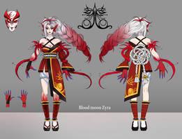 Blood moon Zyra