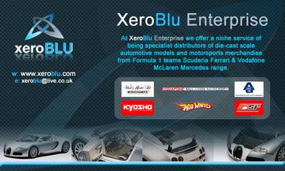 XeroBlu Banner Ad by XeroBlu