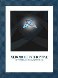 XeroBlu Card Design by XeroBlu