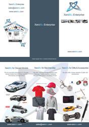 XeroBlu Leaflet Design by XeroBlu
