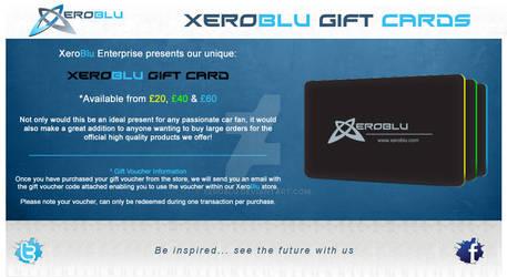 XeroBlu Gift Cards