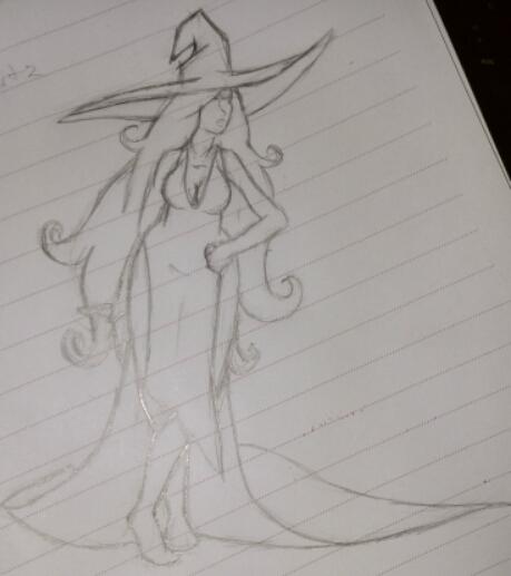 Witch by mia1444