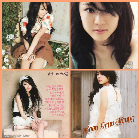 Geun-young Moon - Gallery Photo Colection
