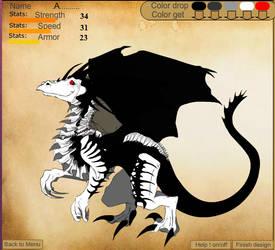 Dragon A by Zugani
