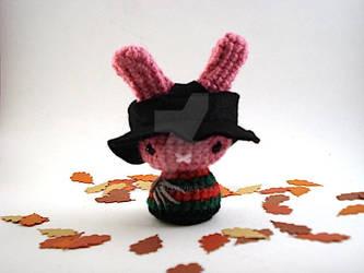 Freddy Krueger Moon Bun