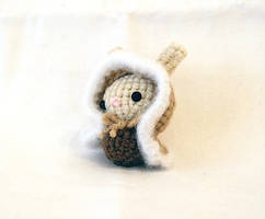 Eskimo Moon Bun by MoonYen