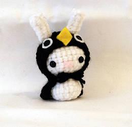 Penguin Moon Bun by MoonYen