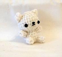Polar Bear Cub by MoonYen