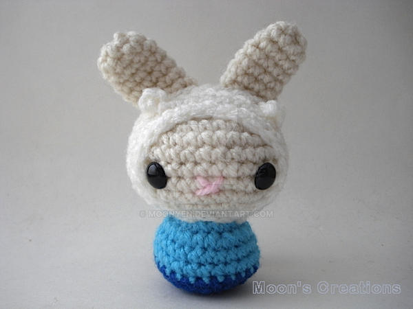 Finn Moon Bun by MoonYen