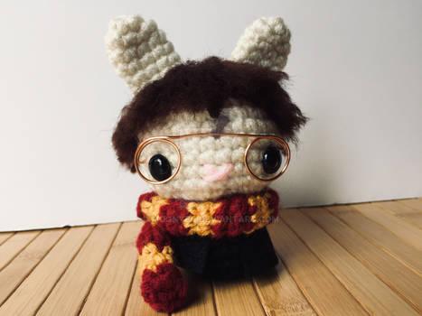 Harry Potter Moon Bun