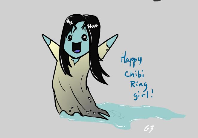 Happy Chibi Ring girl by da-G3 on DeviantArt
