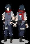 [Naruto oc] Shinsky Uchiha