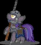 Imperial Night Soldier - Legionary of II Century
