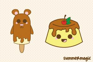 Sweet Desserts by summermagic