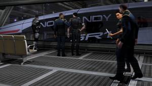 Mass Effect: Inception - Summary I