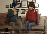 LiS: All Wounds -- Bullets n' Booze
