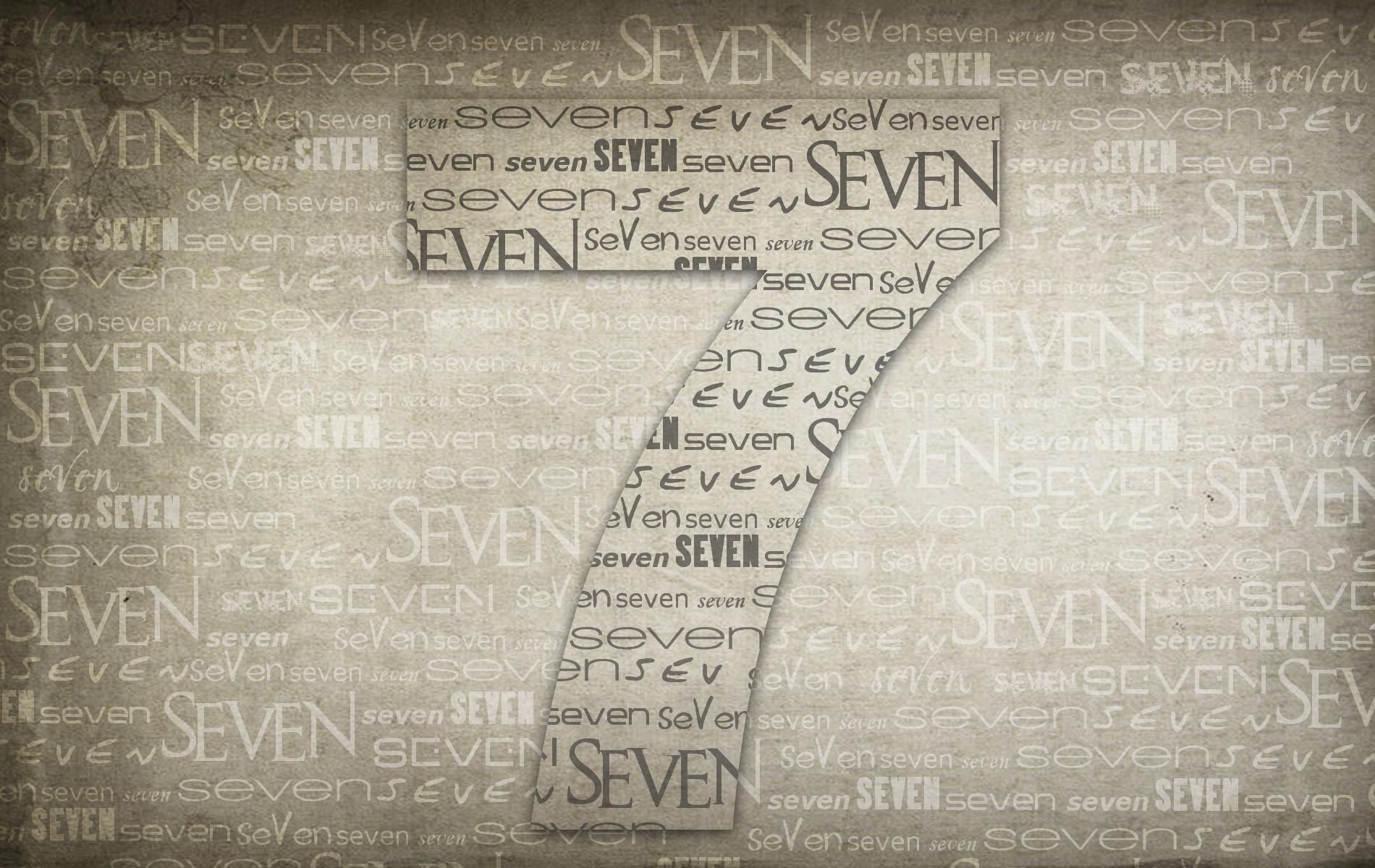 seven... by almosh82