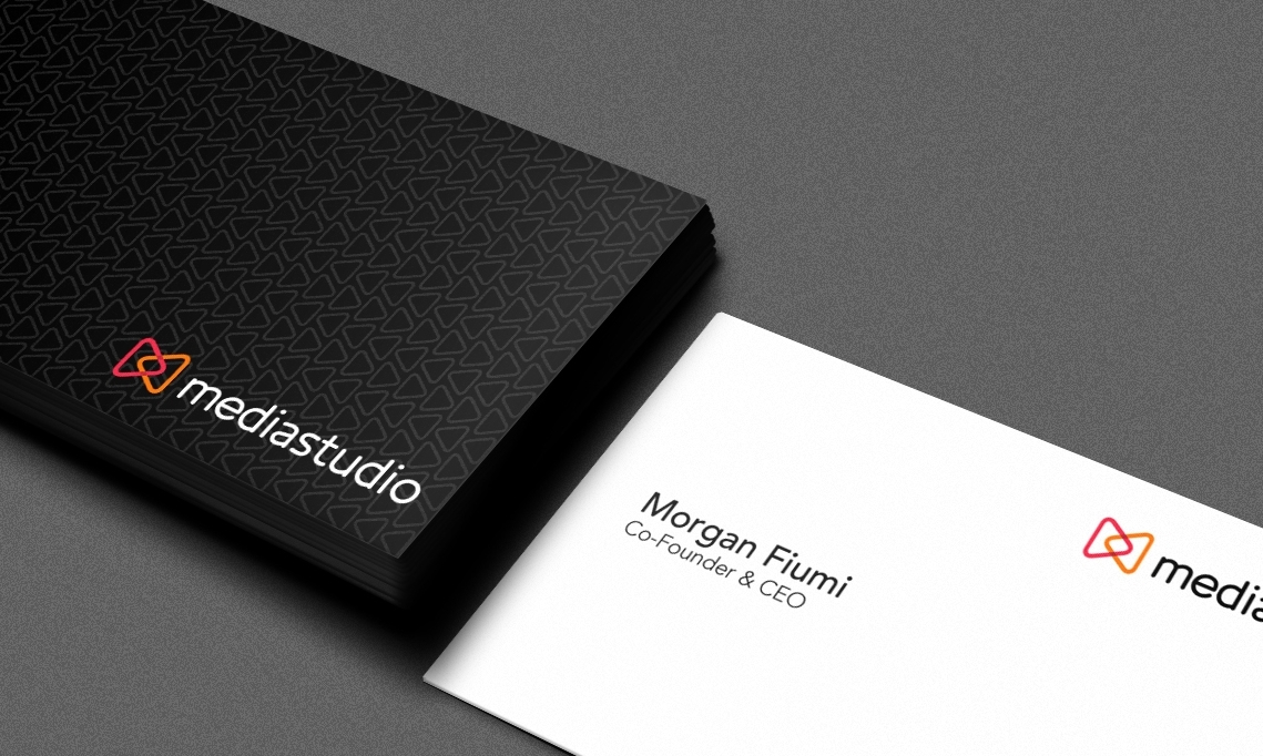 Mediastudio Business card by almosh82