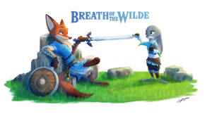 Breath of the Wilde