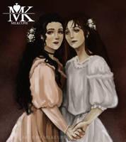 Du Semore (AOT OCs Giselle and Mila)