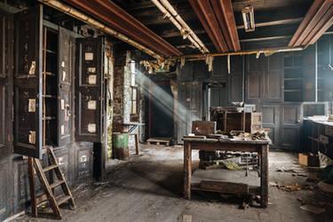 Victorian Workshop by Deere
