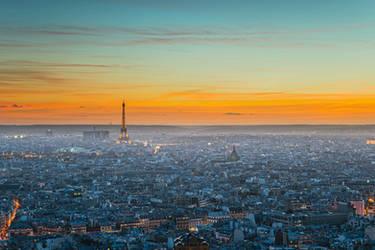 Paris by Deere