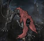 BLOODBORNE - Blood-Starved Beast