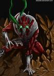 Kamen rider ZX Raaaageeee