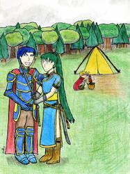 Axemen in Heavy Armor by SirWongIII