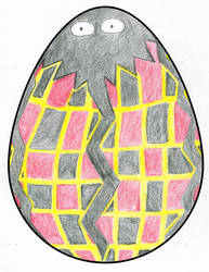 HoD Easter Egg Competition: Shady Egg by SirWongIII