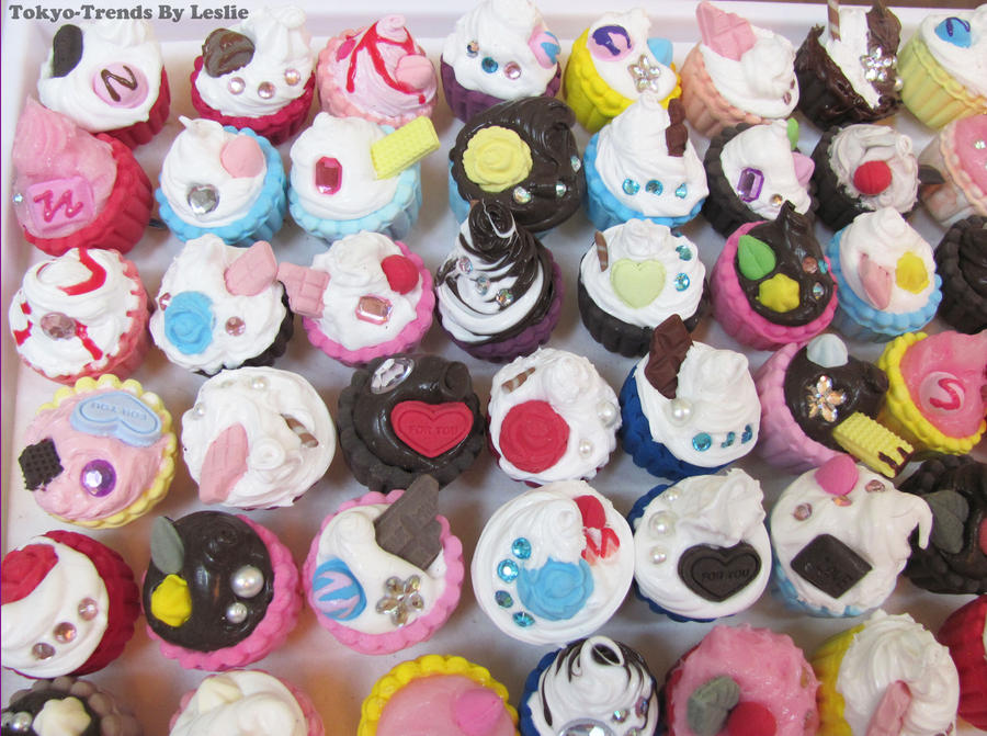 Large Cupcake Rings 3 by Tokyo-Trends