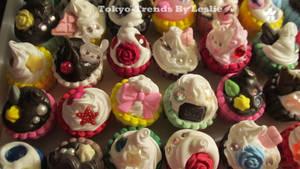 Lage Cupcake rings 5