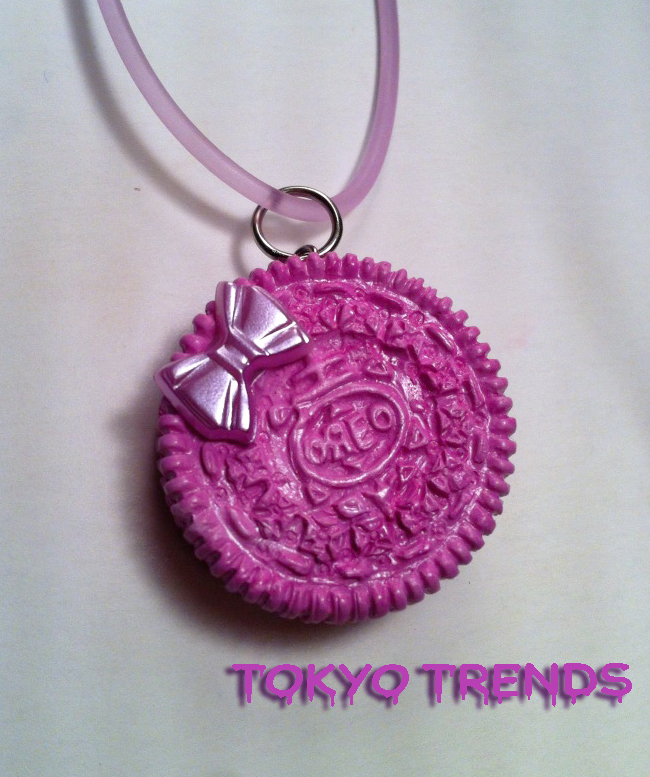 Oreo Cookie Necklace collection1 by Tokyo-Trends