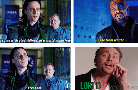 HAPPY 4th of JULY LOKI LOVERS by Tokyo-Trends