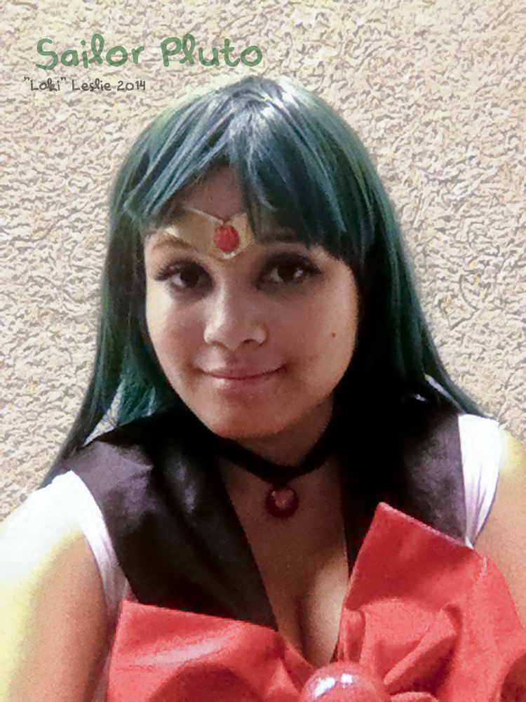 Sailor Pluto WIP 1 by Tokyo-Trends