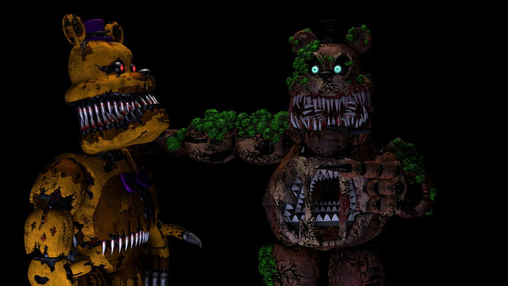 how to make fnaf not scary 6