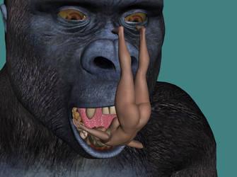 Kong21 by echobabylon