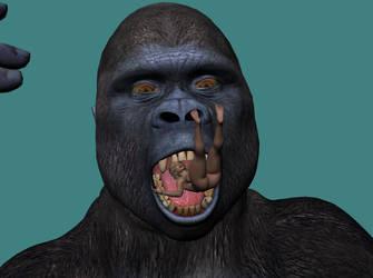 Kong22 by echobabylon