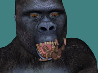 Kong23 by echobabylon