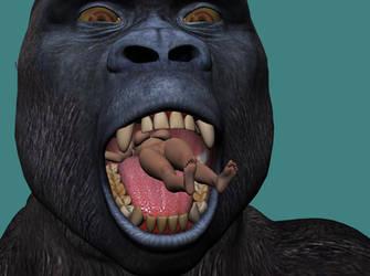 Kong26 by echobabylon