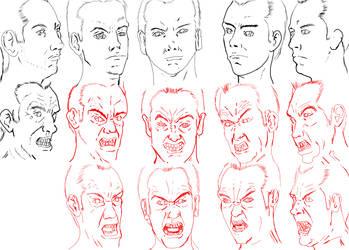 Practicando Caras 2 Original by MrTenso