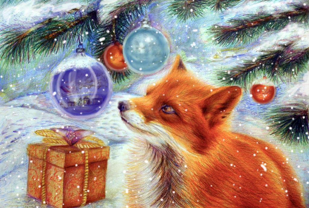 The Fox by Alena-Koshkar