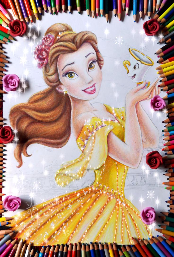 Belle(WIP) by Alena-Koshkar